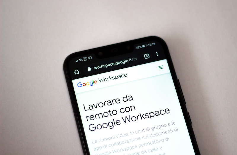 google workspace business